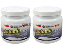 Carne Labs L-Glutamine Fermented, 500 g + L-Glutamine Fermented, 500 g ZDARMA | onefit.cz