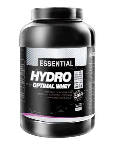 Proteinová dieta - Prom-in Optimal Hydro Whey 2250 g | onefit.cz
