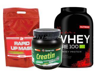 Speciální balíček pro růst svalů 1