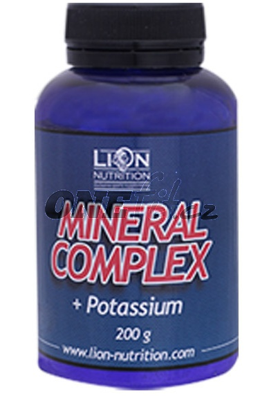 Lion Nutrition Mineral Complex | onefit.cz
