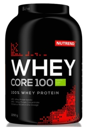 Nutrend Whey Core 100   onefit.cz