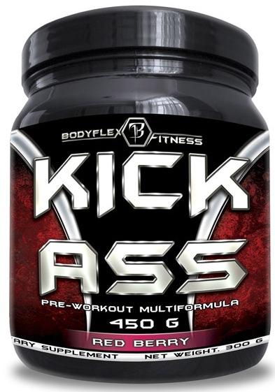 Bodyflex Fitness Kick Ass 450 g | onefit.cz