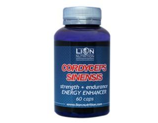 Lion Nutrition Cordyceps Sinensis 60 tablet | onefit.cz