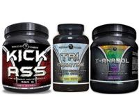 Balíček pro nabírání svalů a síly od Bodyflex Fitness | ONEfit.cz