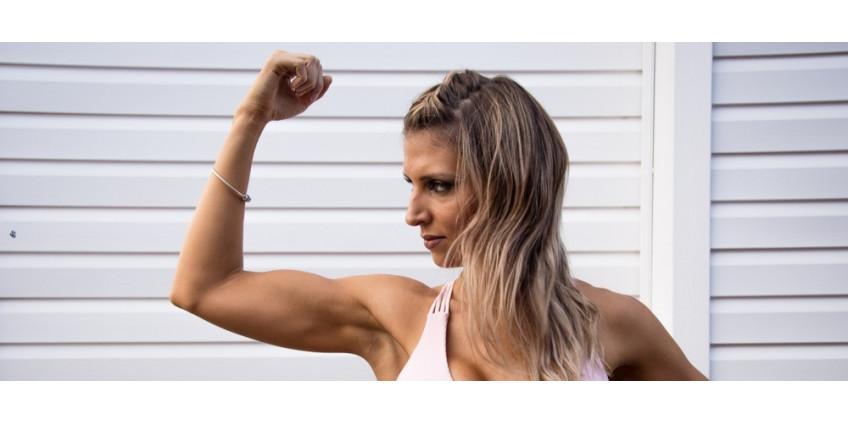 Cviky na bicepsy a jejich objem