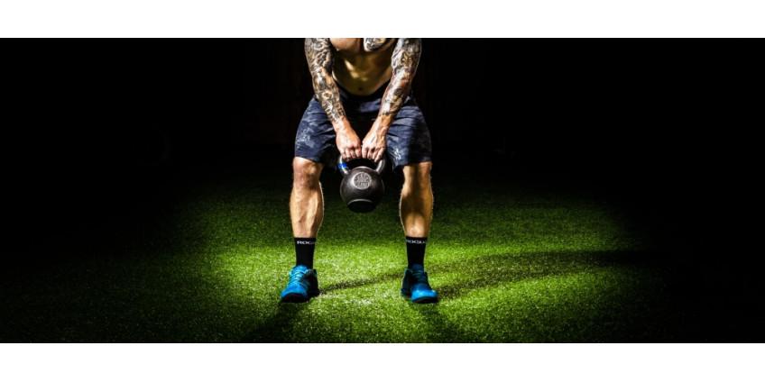 Goblet dřep - Goblet squat