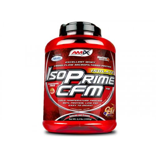 Amix CFM IsoPrime Whey Protein Isolate 2000 g