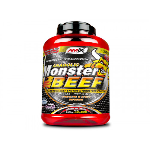 Amix Nutrition Anabolic Monster Beef 1000 g
