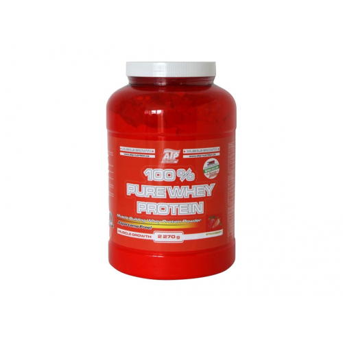ATP Nutrition 100% Pure Whey Protein 2270g