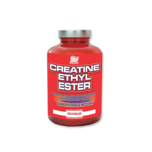 ATP Nutrition Creatine Ethyl Ester 250 kapslí