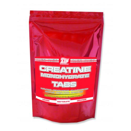 ATP Nutrition Creatine Monohydrate Tabs 800 tablet