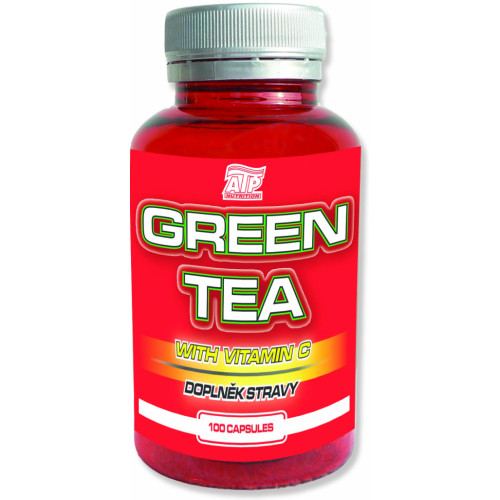 Atp  Nutrition Green Tea 100 cps