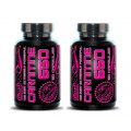 Best Nutrition Carnitine 650 120 kapslí  + 1 ZDARMA