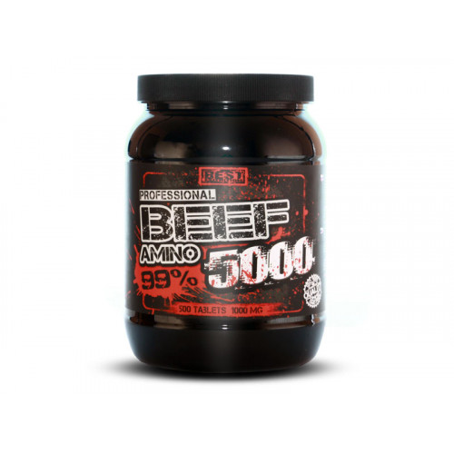 Best Nutrition Professional Beef Amino 5000 500 tablet