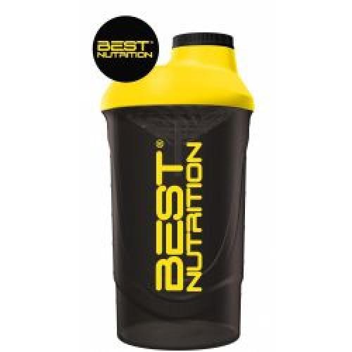 Best Nutrition Šejkr černo-žlutý