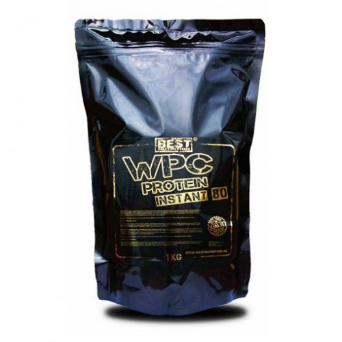 Best Nutrition WPC Protein Instant 80 1000 g Natural