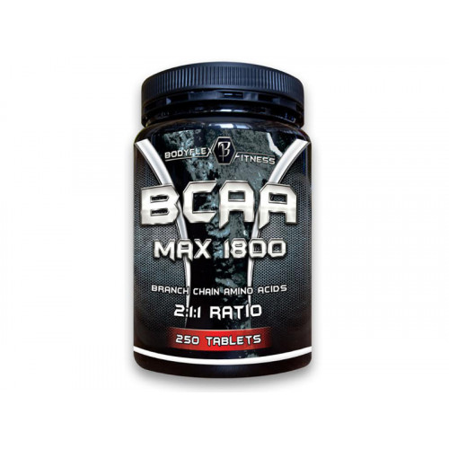 Bodyflex Fitness BCAA Max 1800 250 tablet
