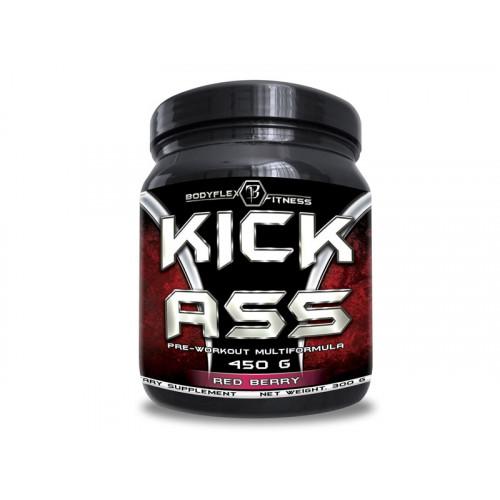 Bodyflex Fitness Kick Ass 450 g
