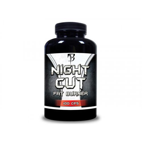 Bodyflex Fitness Night Cut 100 kapslí