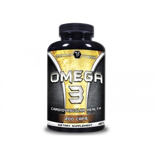 Bodyflex Fitness Omega 3 200 kapslí