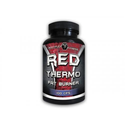 Bodyflex Fitness Red Thermo 100 kapslí