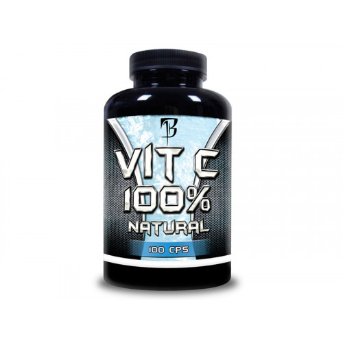 Bodyflex Fitness Vit C 100% Natural 100 kapslí