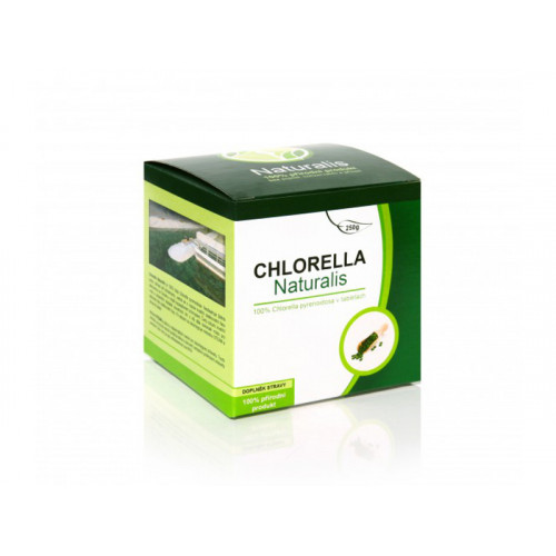 Chlorella Naturalis 250 g (v tabletách)