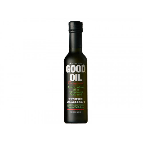 Konopný olej Good Hemp 250 ml