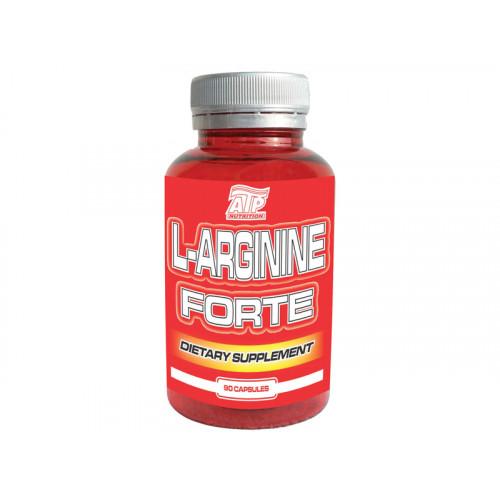 ATP Nutrition L-Arginine Forte, 90 kapslí