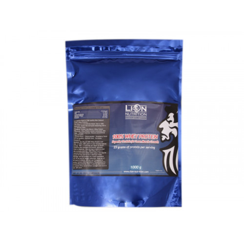 Lion Nutrition 100% Whey Protein 1000 g