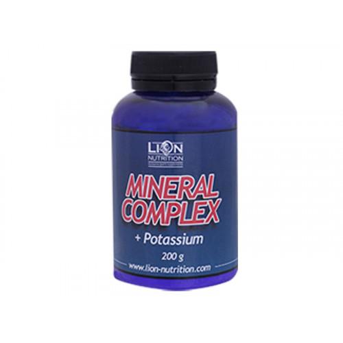 Lion Nutrition Mineral Complex 200 g