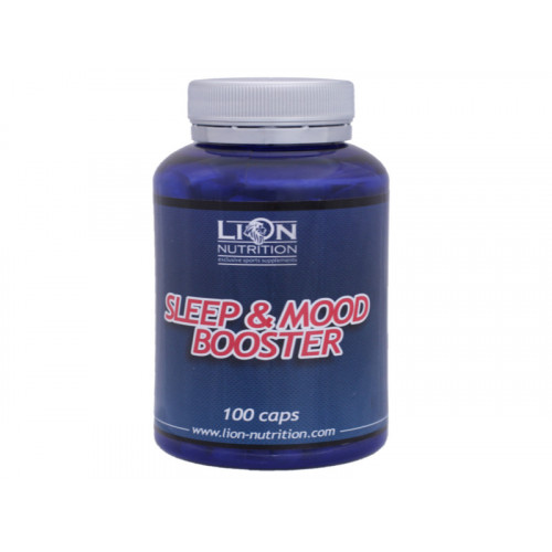 Lion Nutrition Sleep and Mood Booster 100 tablet