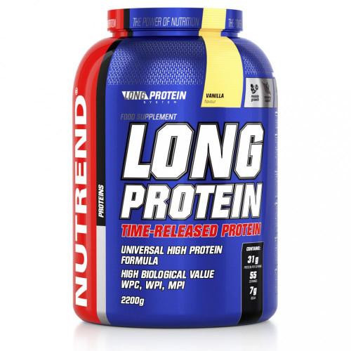 Nutrend Long Protein 2200 g Vanilka