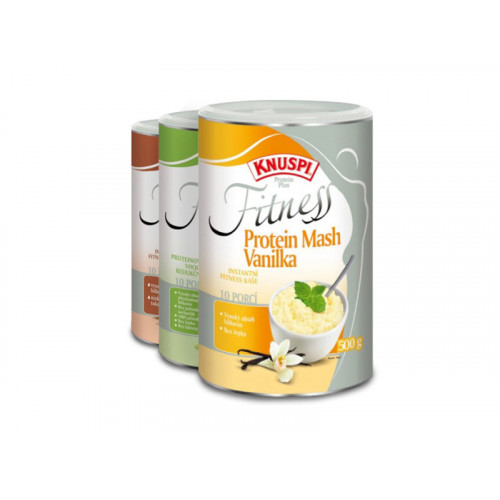 Prom-in Knuspi Fitness protein Mash 500 g