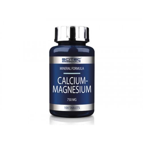 Scitec Calcium-Magnesium 100 tablet