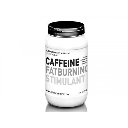 SizeAndSymmetry Caffeine Fat Burning 60 kapslí