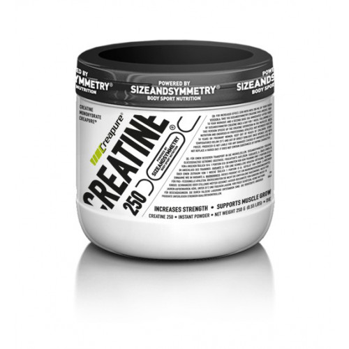 Sizeandsymmetry Creatine CREAPURE, 250g