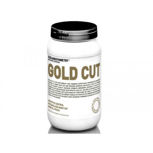 Sizeandsymmetry Gold Cut 100 kapslí